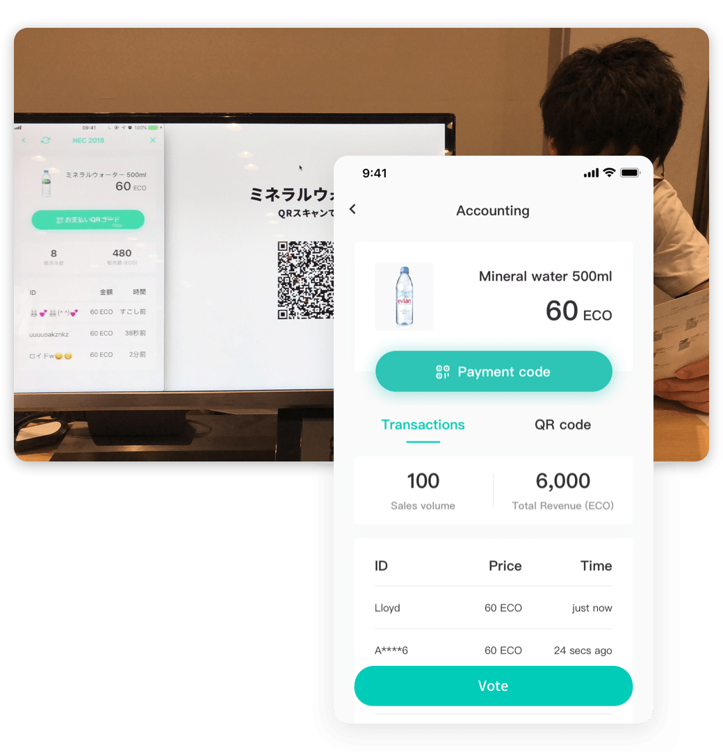 POS (Point of Sale) App
